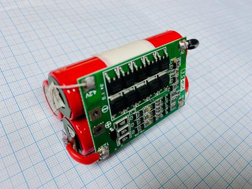 Аккумулятор литиевый Li-ion для шуруповерта (12В 4,8Ач 40А)