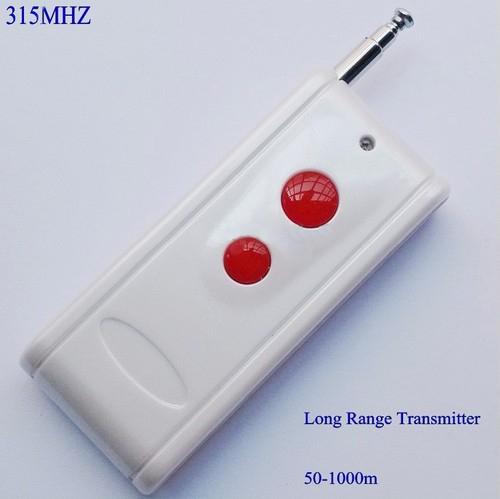 Пульт ДУ 315 MHz GV-1-2G SC2262 1000m 16dBm (40mW)