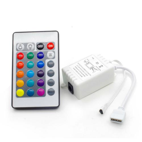 Контроллер RGB 12 В 72 Вт с ИК пультом 24 кнопки
