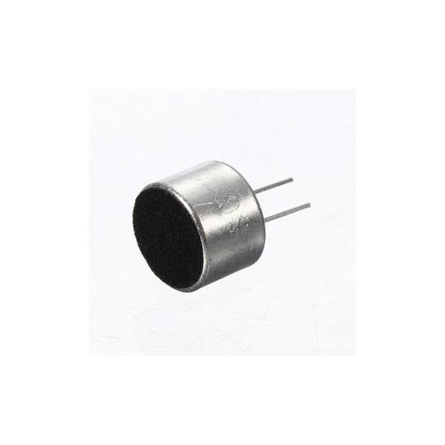 Микрофон электретный 9.7x6.7mm 1.5-10V 58dB