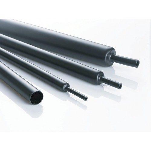 Трубка термоусадочная D 4 мм 41 KH K-102 E321827 черная (50 см)