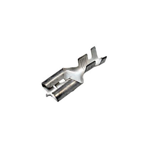 Клемма нож.авто (розетка) 4.8 мм