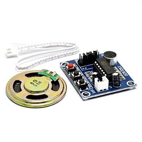 Модуль записи голоса ISD1820 10 sec. 3-5V 0.5W