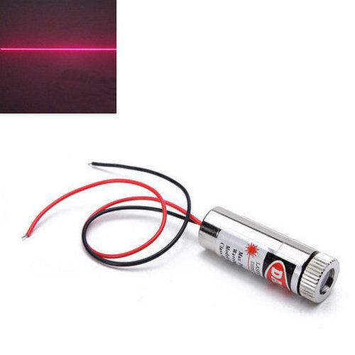 Модуль лазера ЛИНИЯ 5 мВт 650nm 3-5V 40mA с регулировкой