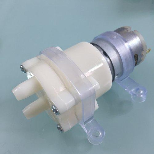Насос мембранный на двигателе 365 4.5-12v d8 2-3L*min up2.5m down2m