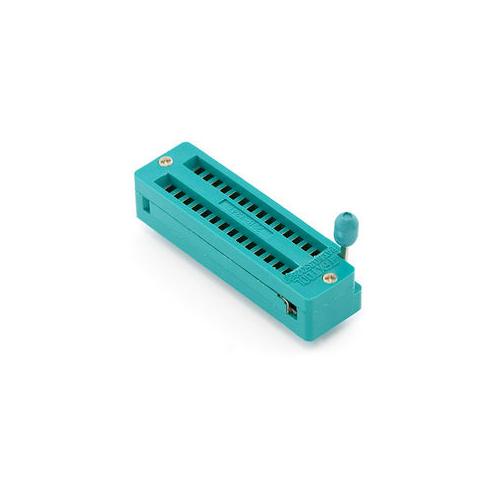 Панелька для микросхем 28-pin ZIF TFXTDOL 218-3341