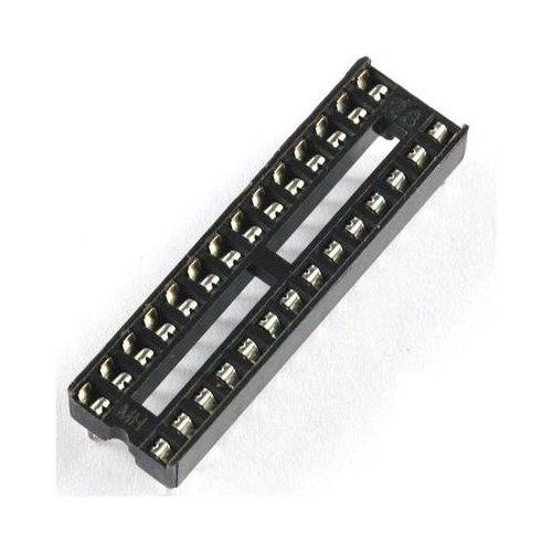 DIP панель 28 контактов узкая (atmega 328)