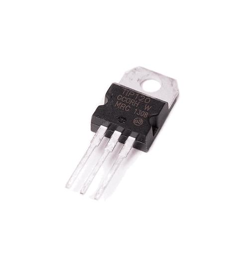 TIP120, биполярный транзистор 60V 5A 65W NPN составной (Darlington)
