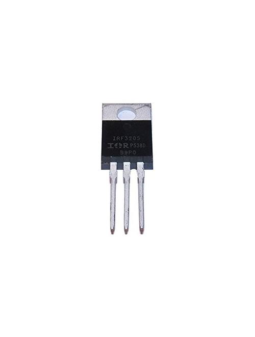 Транзистор полевой IRF3205PBF MOSFET 55V 110A 200W TO-220 (original)