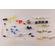Набор Arduino Uno R3 Starter Kit (мелкие детали в приближении)