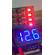 Индикатор степени заряда LED 12V аккумулятора (Зависимость индикации процента заряда от напряжения)
